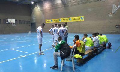 AionSur polígono-norte-400x240 Mal sábado para Ambiguo Arahal y Polígono Norte FS Deportes Fútbol Sala