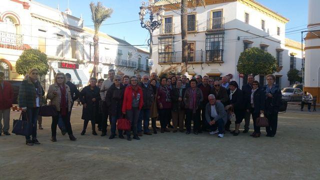 """AionSur: Noticias de Sevilla, sus Comarcas y Andalucía 20151204_101905 El programa """"Conoce la provincia"""" ha realizado este año 156 rutas por el territorio Sin categoría"""