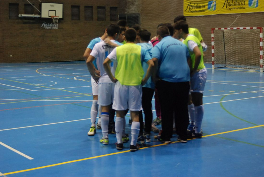 AionSur DSC_0473 José Luis Carrillo dimite como técnico del Ambiguo Arahal FS Deportes Fútbol Sala