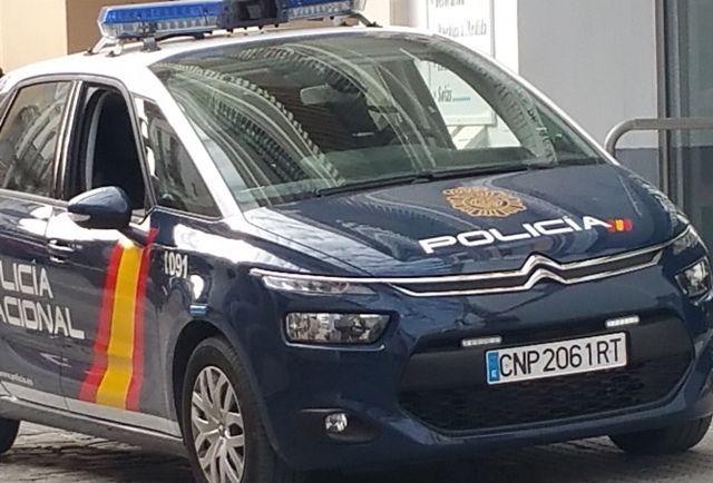 AionSur policia Un hombre denuncia que perdió la memoria después de beber agua que le ofrecieron en la calle Sucesos
