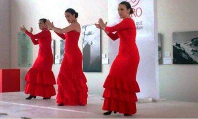 AionSur Danza-flamenco-400x240 Ya en marcha la nueva edición del certamen provincial de moda flamenca Provincia