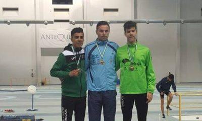AionSur 12744522_1236189536409809_6037920147487961340_n-1-400x240 Jesús Brenes, tercer año consecutivo siendo el Campeón de Andalucía en 3000 Atletismo Deportes