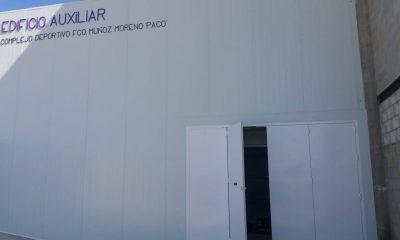 AionSur boxeo-paradas-1-400x240 Un edificio para boxeo completará, de momento, el complejo deportivo de Paradas Deportes Paradas Provincia
