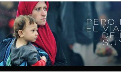 """AionSur pais-400x240 Una campaña de Unicef organiza """"El viaje de tu vida"""" para sensibilizar a la población sobre el drama de los refugiados Sociedad"""