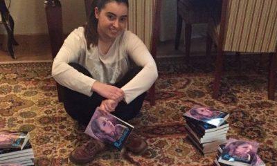 AionSur ngela_Bonilla-11-400x240 La joven Ángela Bonilla, con tan solo 16 años, presenta su tercer libro Cultura Provincia