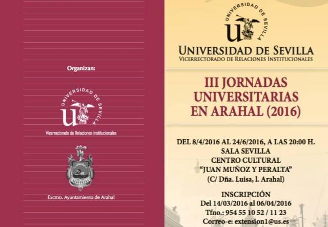 AionSur 10592807_1698696877076223_5574427567178399283_n La III Jornadas Universitarias incluye 5 conferencias de especialistas en historia, geografía, arte, salud y sociedad Sin categoría