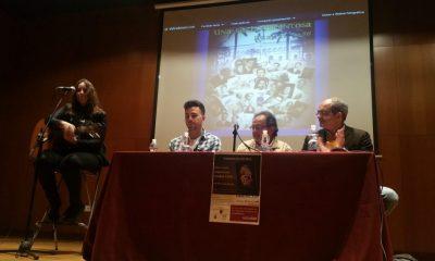 """AionSur 20160414_204016-400x240 García Márquez: """"Aquí no hubo guerra, hubo personas a las que amarraban las manos y llevaban a la carretera de Morón, Mairena o al cementerio y las mataban"""" Cultura"""