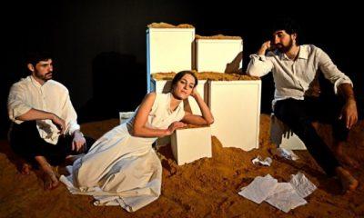 AionSur BÉCQUER_OBRA-400x240 La búsqueda de la inspiración de Bécquer se convierte en obra de teatro Cultura Bécquer