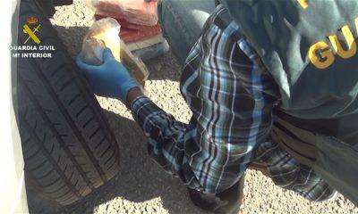 AionSur Cocaina_Turismo_5-400x240 Detenido un vecino de Huelva que llevaba en el vehículo más de 6 kilos de cocaína Sucesos