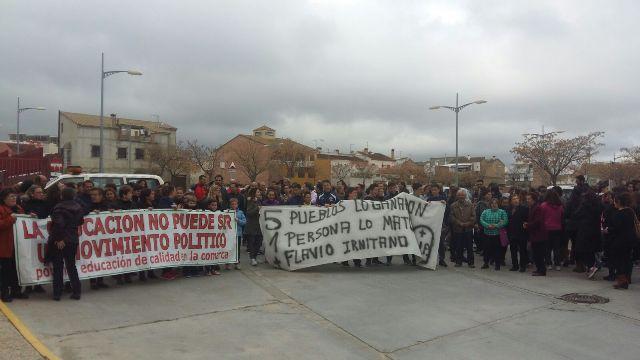 AionSur IMG-20160405-WA0022 La huelga en la comunidad educativa de El Saucejo se mantendrá de manera indefinida Provincia