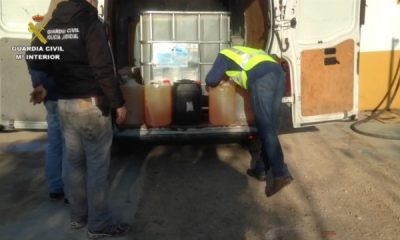 AionSur Op_Bosadera_Sevilla1-400x240 Detenidas cinco personas por el robo de hidrocarburos en oleoductos en la comarca de la Campiña Sucesos