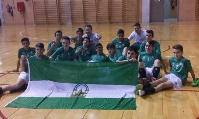 AionSur andalucia-infantil-400x240 Tres jóvenes del CV Arahal se proclaman campeones de España con Andalucía Deportes