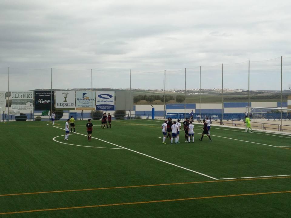 AionSur arahelense-eminencia Goleada para ponerse a tres del líder Deportes Fútbol