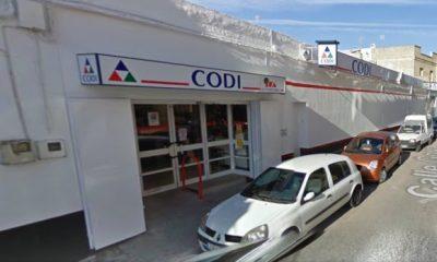 AionSur calle-goya-400x240 La Policía Nacional busca a los autores de un atraco en un supermercado de Alcalá de Guadaíra Sucesos
