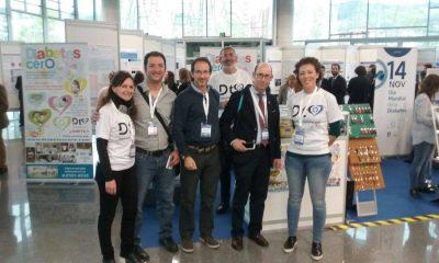 AionSur diabetes-1-400x240 La Asociación Diabetes 0 da un paso importante en el XXVII Congreso Nacional de Diabetes de Bilbao Asociaciones