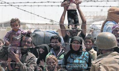 AionSur grupo-refugiados-sirios-aguarda-para-poder-cruzar-turquia-una-imagen-archivo-1434748106568-400x240 Fiesta solidaria con el pueblo Sirio en la Plaza del Pulpejo Agenda  solidaridad Refugiados