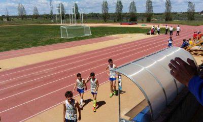 AionSur pista-atletas-400x240 Buenos resultados de la cantera del Ohmio en la primera jornada del Circuito Provincial en pista Atletismo Deportes