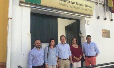 AionSur 13254478_1304523416243087_4707911874052191877_n-400x240 Niegan la entrada del presidente del PP de Sevilla a una residencia de la Junta en Marchena Marchena Provincia