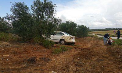 AionSur: Noticias de Sevilla, sus Comarcas y Andalucía 26646793320_740f9b3df0_z-400x240 Dos accidentes en dos horas en la carretera Arahal/Morón con el resultado de una joven herida leve Sucesos