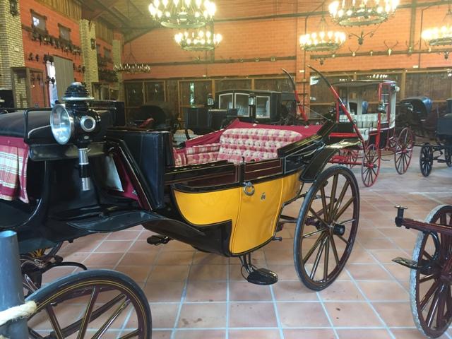 AionSur Carruajes_portada Un empresario de Dos Hermanas reúne una de las mayores colecciones de carruajes de España Provincia