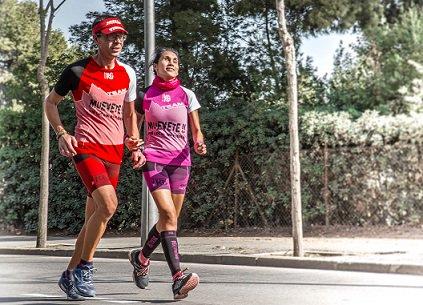 AionSur CfhCRHEWcAA3Exl Dos discapacitados visuales protagonizan una vuelta a España en duatlón de 3500 km Marchena Provincia
