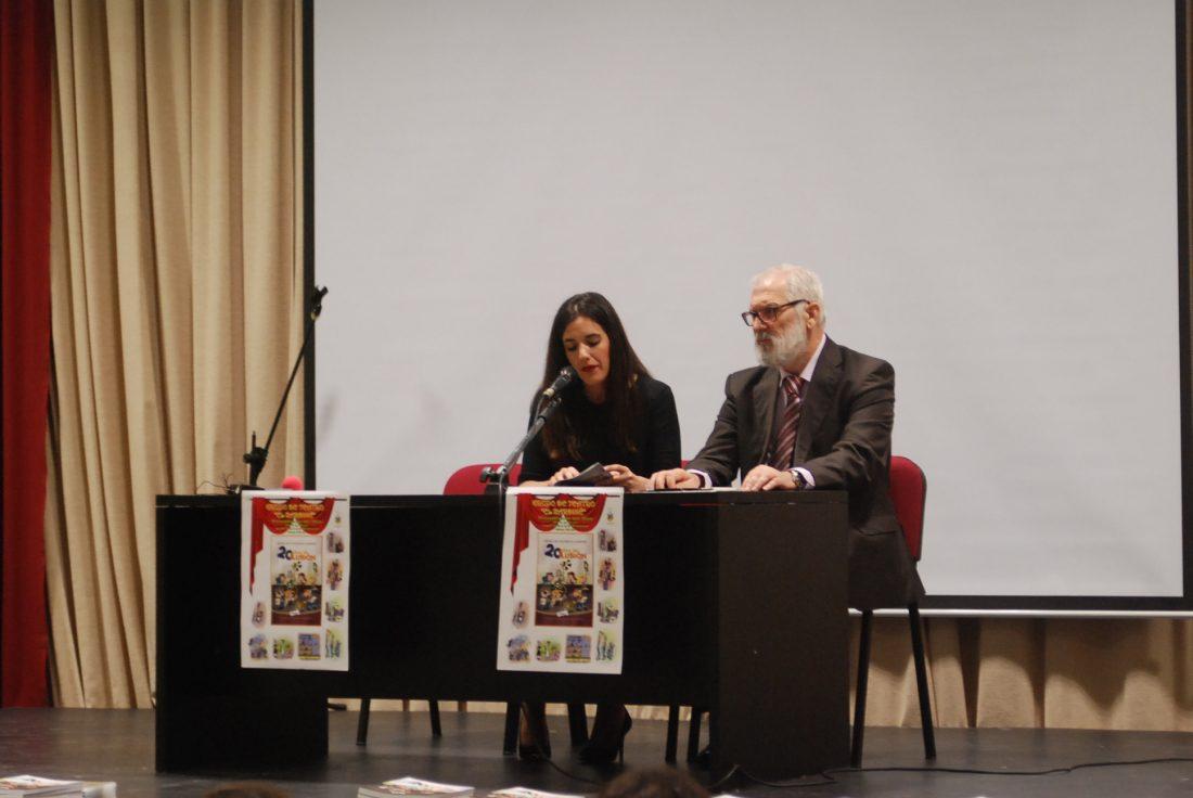 """AionSur DSC_0583 El Zardiné presenta su libro """"20 años de ilusión"""" Cultura"""