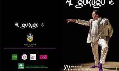 """AionSur al-gurugú-cartel_díptico_Página_2-400x240 """"Al gurugú"""" 2016 traerá a Arahal a artistas como Farruquito o Arcángel Flamenco"""