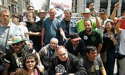 AionSur cañamero1-400x240 El SAT inicia un encierro en El Saucejo para pedir la libertad de Andrés Bódalo Sin categoría