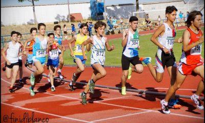 AionSur juan-diego-400x240 Once jóvenes del Ohmio participarán en el Campeonato Andaluz de pista al aire libre Atletismo Deportes