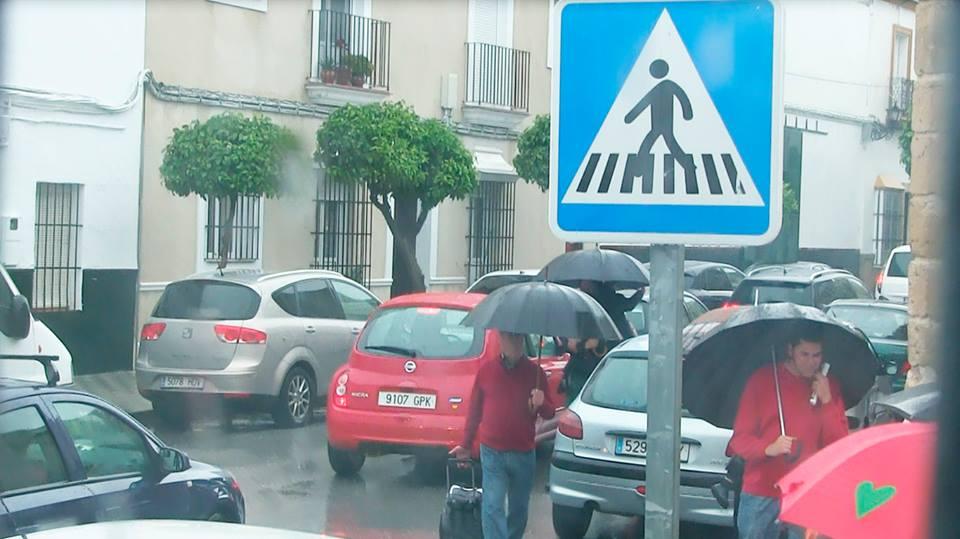 AionSur lluvias Lluvia durante toda la semana Sociedad
