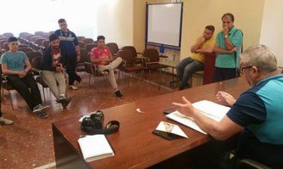 AionSur reunion-400x240 Se amplía una semana el plazo de inscripción para el Torneo de Fútbol 7 Deportes Fútbol