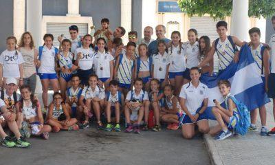 AionSur EXPEDICIÓN-2-400x240 14 medallas para cerrar la temporada Atletismo Deportes