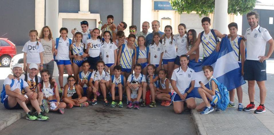 AionSur EXPEDICIÓN-2 14 medallas para cerrar la temporada Atletismo Deportes