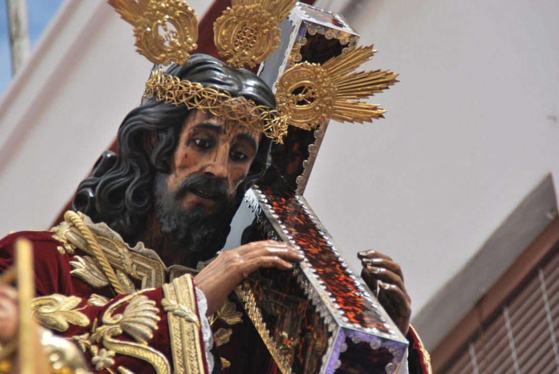 AionSur Imagen-045 La hermandad aprueba la restauración de la imagen de Jesús y su financiación extraordinaria Marchena Provincia