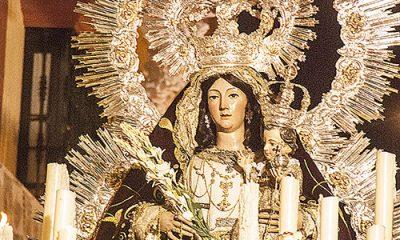 AionSur Rosario-10-400x240 La Patrona de Marchena saldrá en la víspera de la Magna Mariana Marchena Provincia Semana Santa