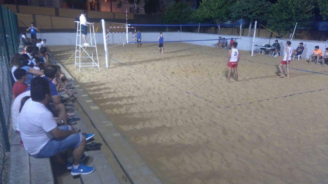 AionSur VOLEY-3 Segundo doblete consecutivo en vóley playa Deportes