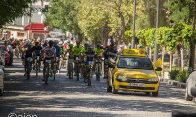 AionSur ciclo-2-400x240 Un centenar y medio de ciclistas disfrutan de la 1 Marcha Cicloturista de Arahal Ciclismo Deportes