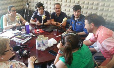 AionSur maratón-1-400x240 Objetivo cumplido: 7.445 euros en el I maratón radiofónico en favor de Alzhei-Arahal Asociaciones