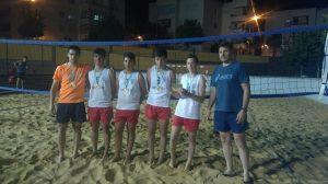 AionSur voley-playa-2-300x168 Segundo doblete consecutivo en vóley playa Deportes