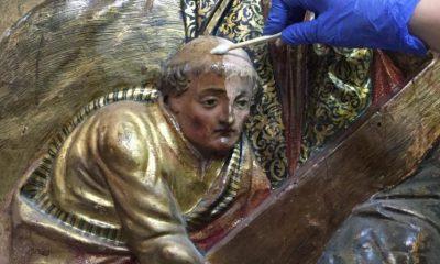 AionSur 004_rec-796x448-400x240 Arzobispado y Universidad restauran el altar mayor de Santo Domingo de Osuna Osuna Provincia