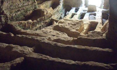 AionSur NECRÓPOLIS-DE-URSO-OSUNA-031-400x240 Proyecto europeo para rescatar las cuevas, el mayor tesoro oculto de Osuna Cultura Osuna Provincia