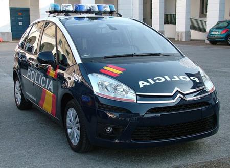 AionSur policia-nacional Detenidos dentro de la casa en la que estaban robando en Dos Hermanas Dos Hermanas Sucesos