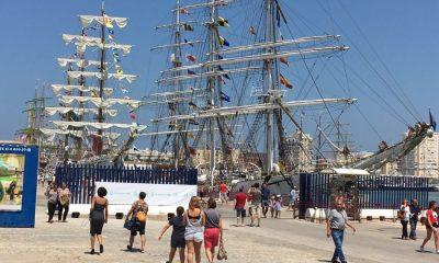 AionSur regata-400x240 Los mayores veleros del mundo están en Cádiz este fin de semana Cultura