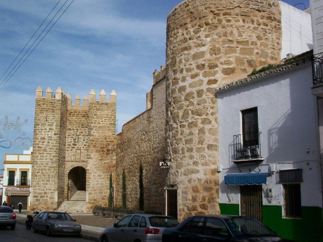 AionSur 113.Muralla-y-Arco-de-la-Rosa Las jornadas de patrimonio de Marchena estarán dedicadas a la Muralla Asociaciones Cultura Marchena Provincia Sociedad