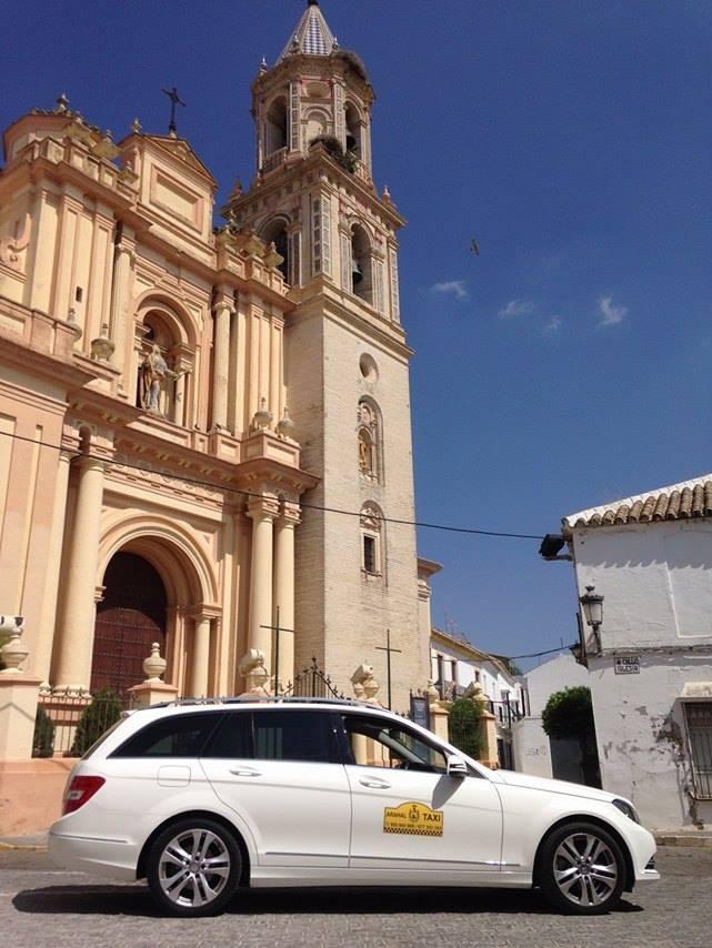 AionSur: Noticias de Sevilla, sus Comarcas y Andalucía 14089620_1333978953286619_395078507_n Las nuevas rutas de taxi a demanda en pueblos de la Campiña y la Sierra Sur, en servicio Economía taxi rural taxi Sierra Sur Campiña