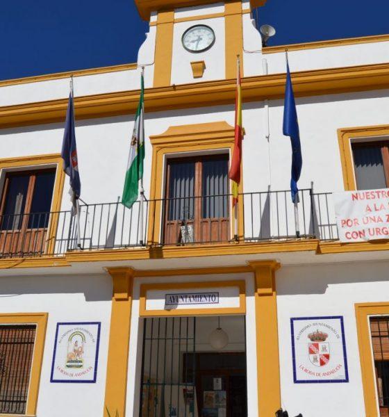 AionSur Ayuntamiento-de-La-Roda-560x600 Un nuevo contagio por coronavirus en La Roda que se suma a otros cinco confirmados en los últimos días Coronavirus La Roda de Andalucía