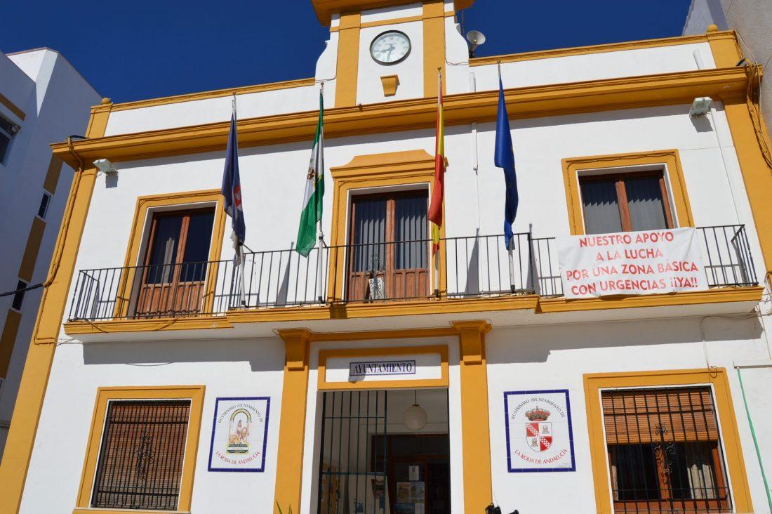 AionSur Ayuntamiento-de-La-Roda La Roda inaugura nuevas infraestructuras para el trabajo de empresas y el Ayuntamiento La Roda de Andalucía