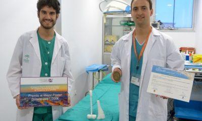 AionSur Carlos-y-Alejandro-400x240 Virgen Macarena y Virgen del Rocío reciben un premio por una técnica de reconstrucción de huesos para niños con cáncer Salud