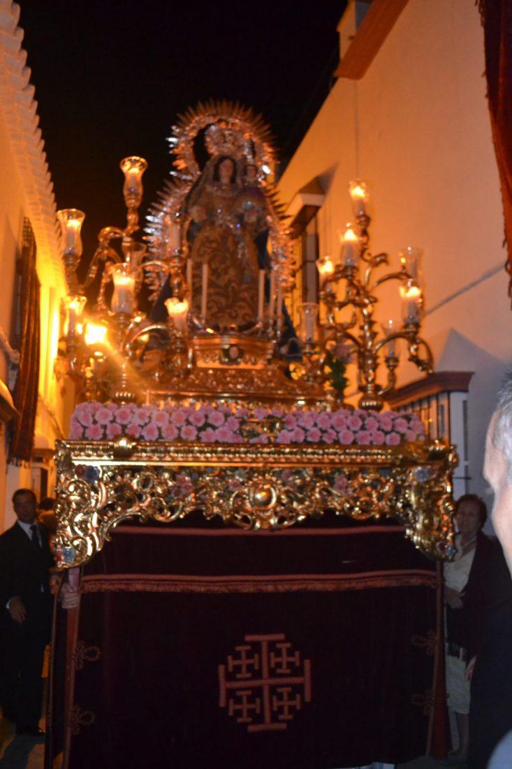 AionSur: Noticias de Sevilla, sus Comarcas y Andalucía DSC_0858 Histórico septiembre mariano con doce vírgenes en las calles de Marchena Agenda Marchena