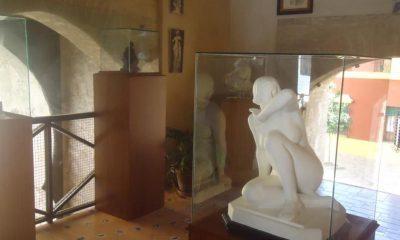 """AionSur Museo-marchena-400x240 Lorenzo Coullaut Valera, escultor: """"Los periódicos me salvaron en los tiempos difíciles"""" Cultura Marchena"""